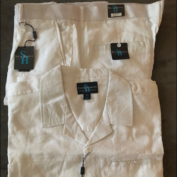 Steve Harvey Celebrity Edition Suits Blazers Mens Big And Tall